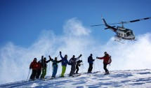 Go Heli Skiing in British Columbia