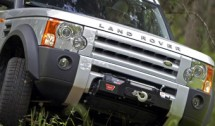 Go Off-Roading in a Land Rover