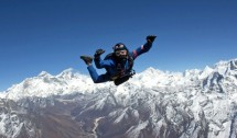 Skydive Over Mount Everest
