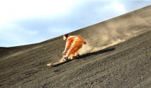 Go Volcano Boarding
