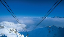 Ski Trip in the French Alps