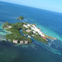 Rent a Private, Tropical Island in Belize