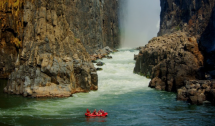Go White Water Rafting in Zambia