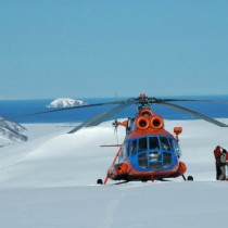 Go Heli Skiing in Russia's Backcountry