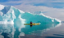 Go Sea Kayaking in Antarctica