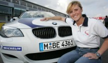 Be Driven Around a Race Track in a BMW M3 by a Professional Driver