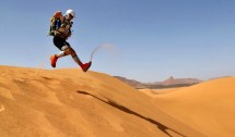 Run a Marathon in the Sahara