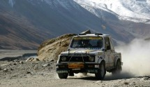 Drive the Himalayas in the World's Highest Motorsport Rally